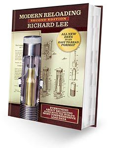 Lee Precision Modern Reloading 2nd Edition
