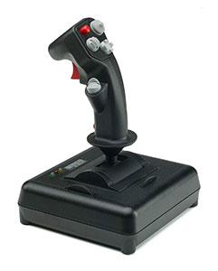 200-571 CH Products Fighterstick USB