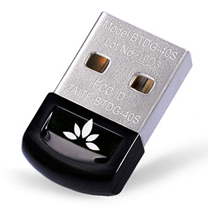 Avantree DG40S USB Bluetooth 4.0 Adapter Dongle