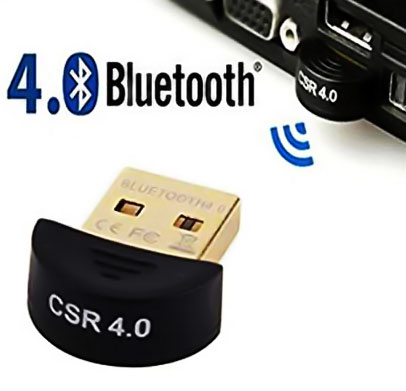 Bluetooth adapter 4.0 is better