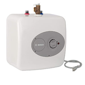 Bosch Electric Mini-Tank Water Heater Tronic 3000 T 2.5-Gallon