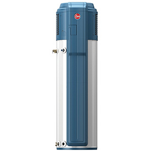 Rheem HP40RH HP-40Super-Efficient 40-Gallon Heat Pump 240-Volt Electric Water Heater