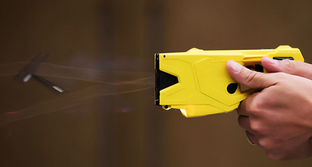 Safety Benefits of Tasers for Police Officers
