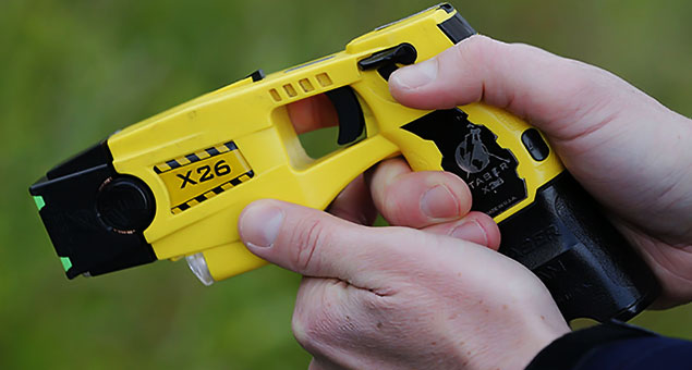 Tasers for Police Officers