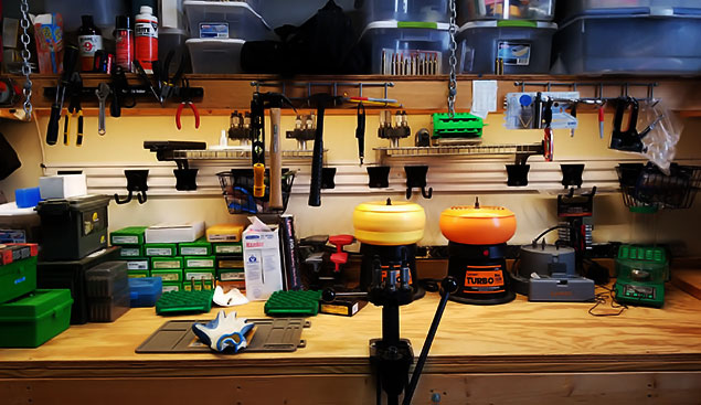 importance of a good reloading press kit