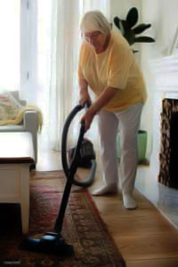 Lightweight Vacuum Cleaner For Elderly intro