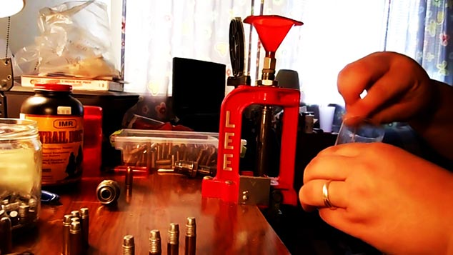 How To Start Reloading With a Single Stage Press